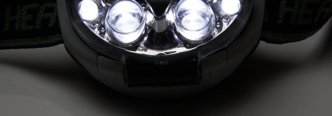 Stirnlampen im Vergleich