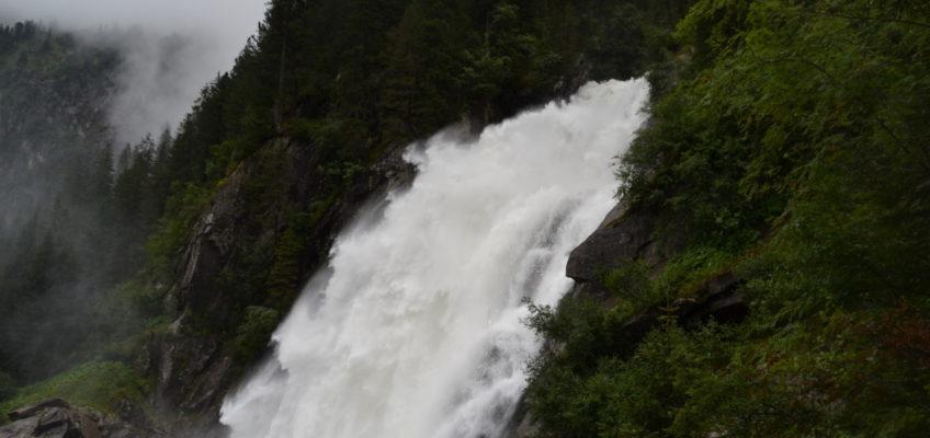 Tour an den Krimmler Wasserfällen