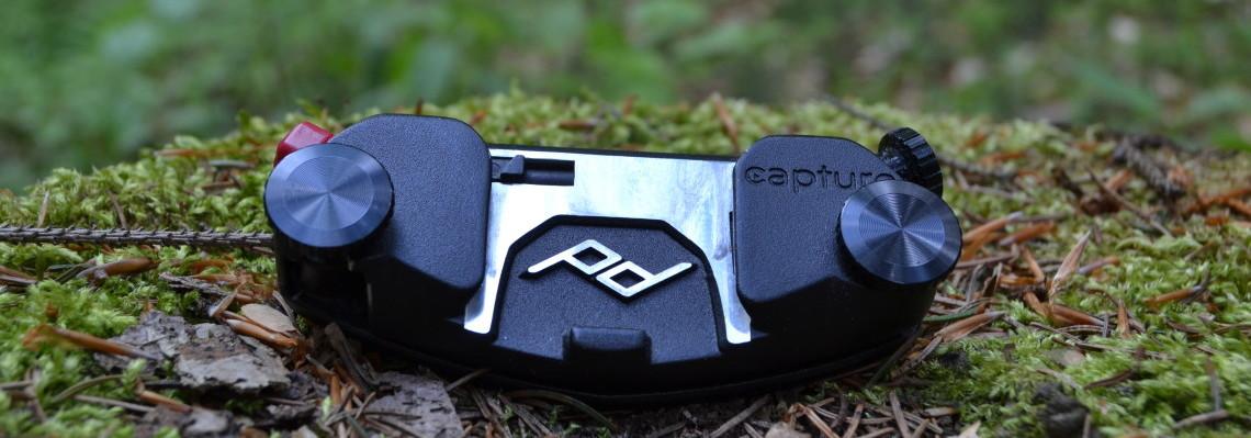Kamerahalterung für den Wanderrucksack – der Capture Clip