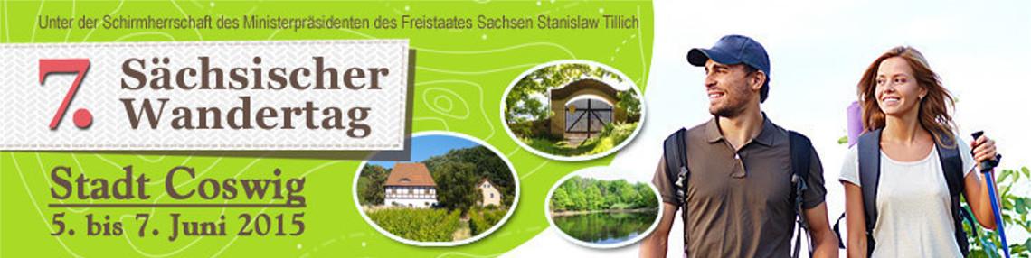 7. sächsischer Wandertag in Coswig