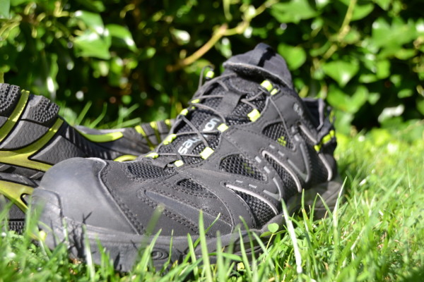 Der Salomon Riverside im Test