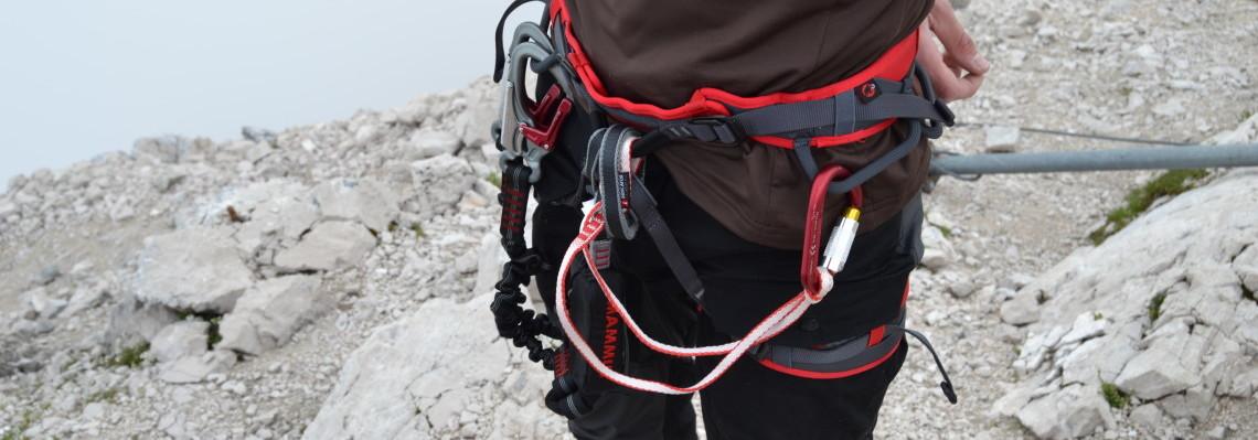 Klettersteig – was brauche ich?